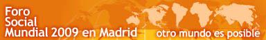 El Foro Social Mundial vuelve a Madrid